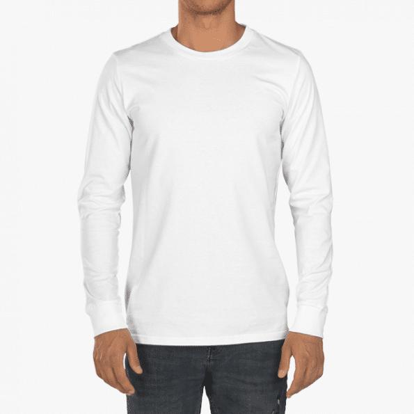 Longsleeve Man T Shirt